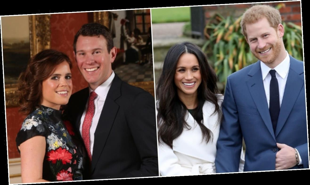 """Meghan and Harry's Belongings Were Removed from Frogmore in """"Dead of Night"""" to Make Way for Princess Eugenie"""