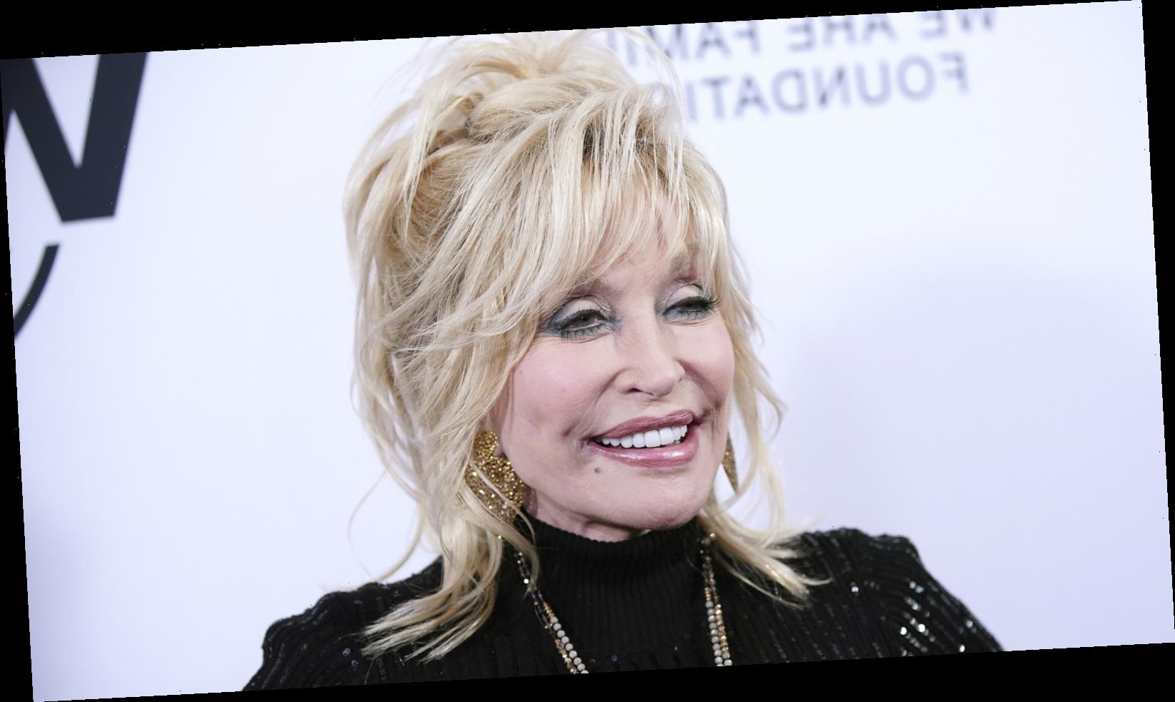 How Dolly Parton feels about helping create a Covid-19 vaccine
