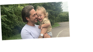 Mario Falcone admits to 'soul-destroying' battle with loneliness as he adjusted to being a stay-at-home dad