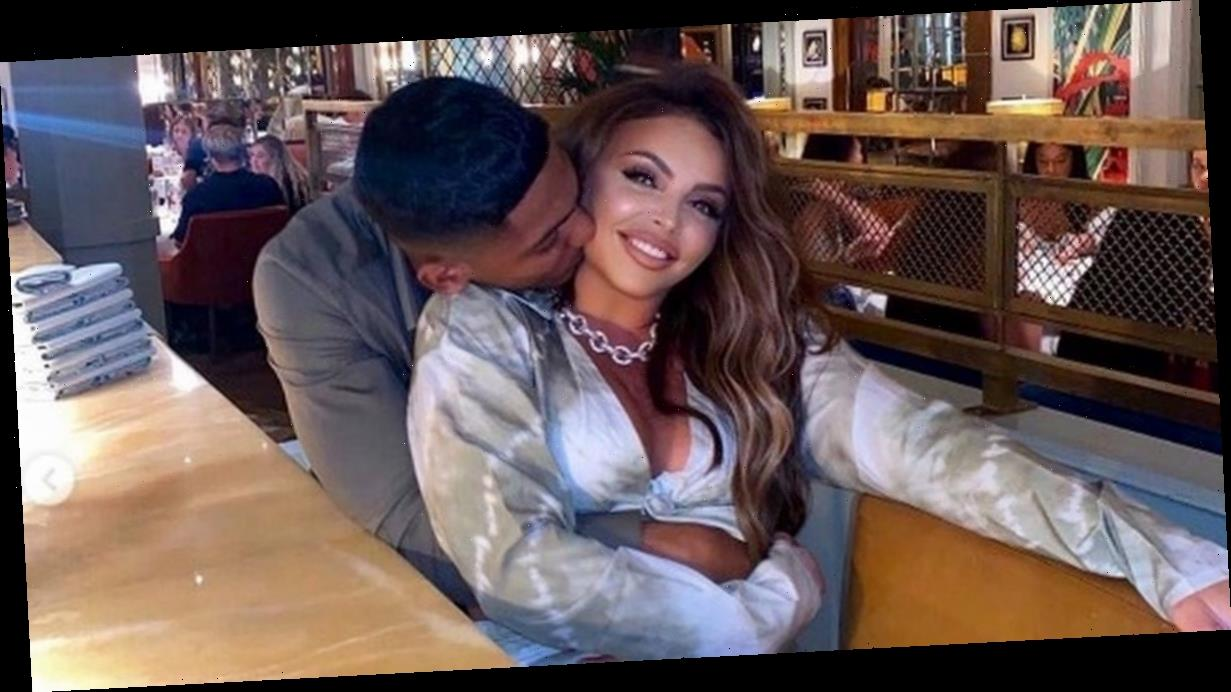 Everything you need to know about Jesy Nelson's boyfriend Sean Sagar