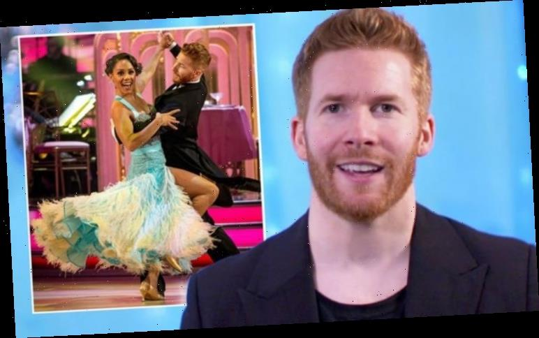 Neil Jones hits back at Strictly co-stars as they detail backstage chaos 'Not just me'