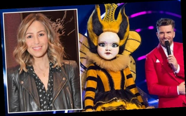 The Masked Singer: Rachel Stevens drops major hint she's part of this year's show