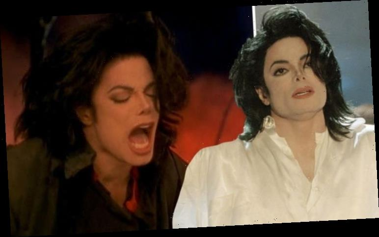 Michael Jackson detailed the 'pain and suffering' he endured to record Earth Song
