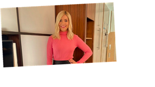 Holly Willoughby 'rakes in £30,000 a week' and plans to 'have her own TV chat show'