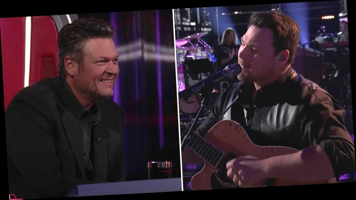Ian Flanigan's Performance on The Voice Made Blake Shelton Feel Some Type of Way