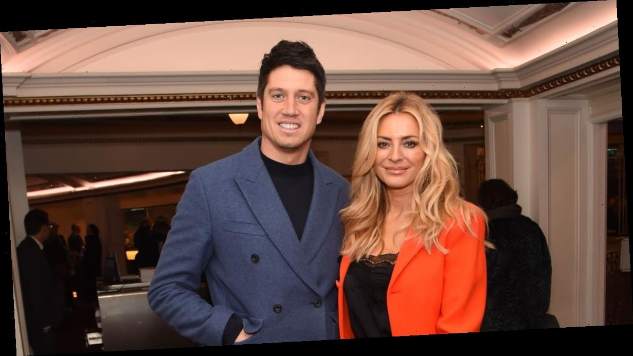 I'm A Celeb star Vernon Kay's wife Tess Daly says husband is 'winner in her eyes' after he's voted off