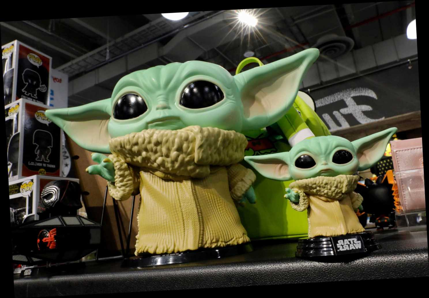 Baby Yoda Is The Cutest New Christmas Tree Topper Trend