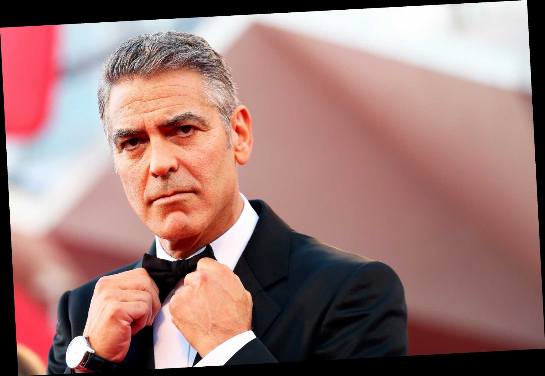 George Clooney's Expletive-Laden Missive To Anti-Maskers