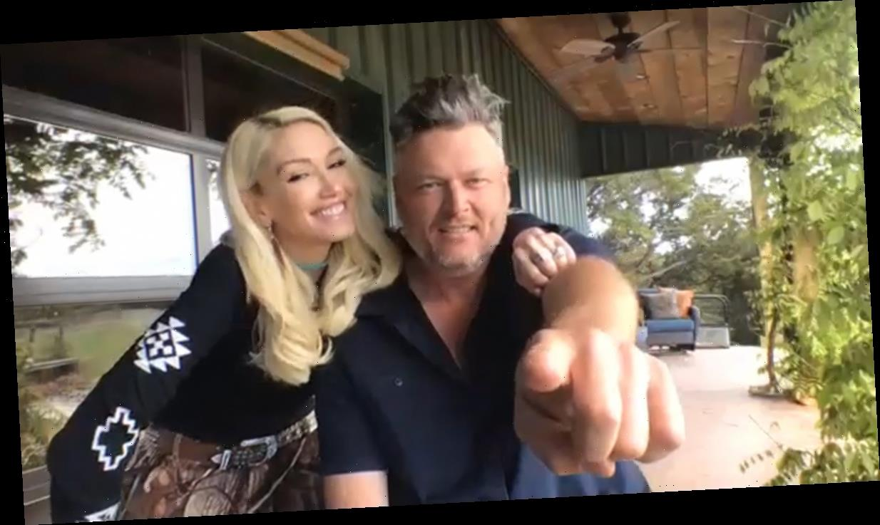 Gwen Stefani Almost Ruined Blake Shelton's Proposal Even Though She Had 'No Idea' It Was Coming