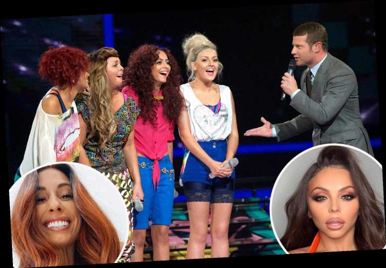 Jesy Nelson supported by Stacey Solomon and Dermot O'Leary as celebs rally round star after she quit Little Mix