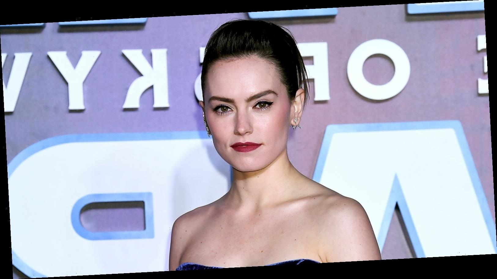 Daisy Ridley: I've Been Called 'Intimidating' and 'Aggressive' at Work