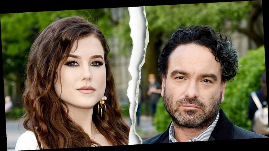 Johnny Galecki Splits From Girlfriend Alaina Meyer After 2 Years Together