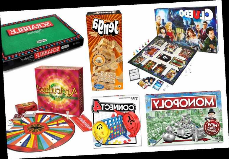 The best family board game deals for Christmas, including Articulate and Monopoly