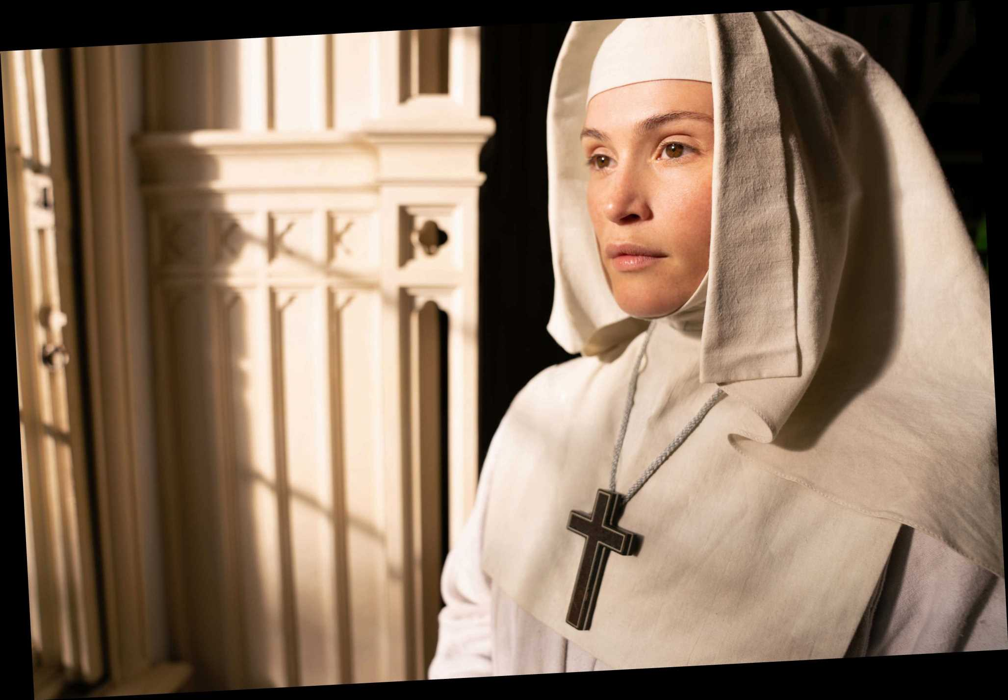 When is Black Narcissus on BBC One and what book is it based on?