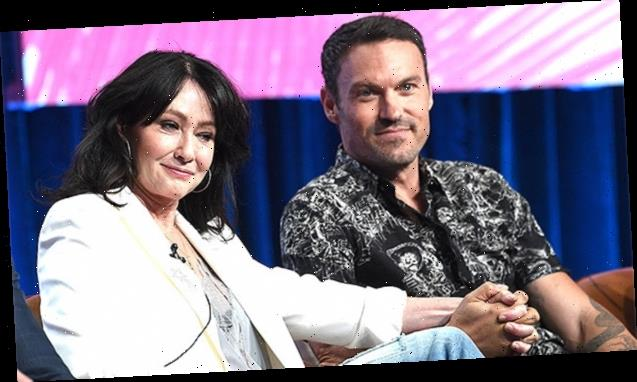 Shannen Doherty's '90210' Co-Star Brian Austin Green Calls Her 'A Fighter' Amid Stage IV Breast Cancer Battle