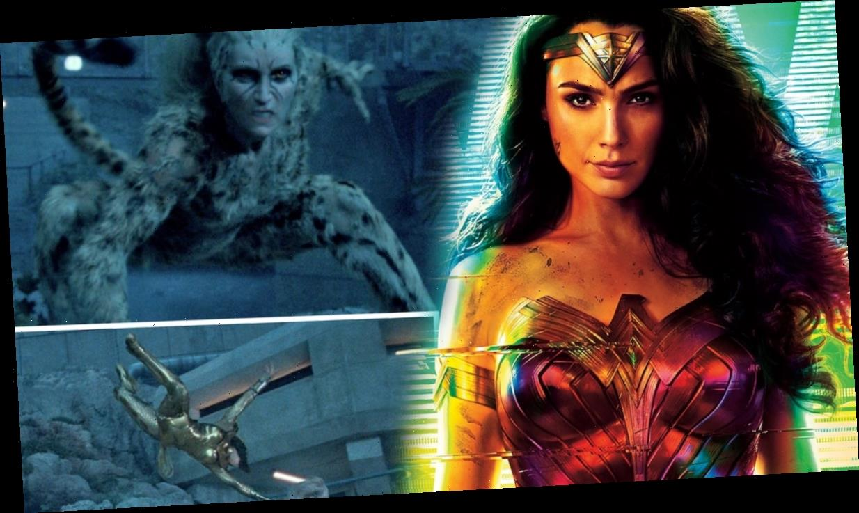 Inside Wonder Woman 1984's Epic Cheetah Battle: 'The Hardest Movie I Ever Got to Shoot, By Far'