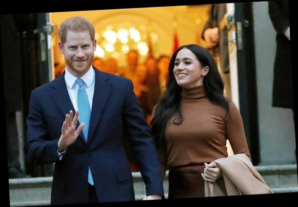Meghan Markle teases Prince Harry in promo for podcast venture