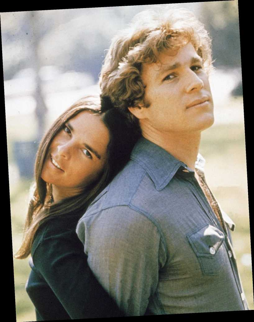 Ali MacGraw and Ryan O'Neal Reunite to Discuss the 'Fast 50' Years Since Love Story's Release