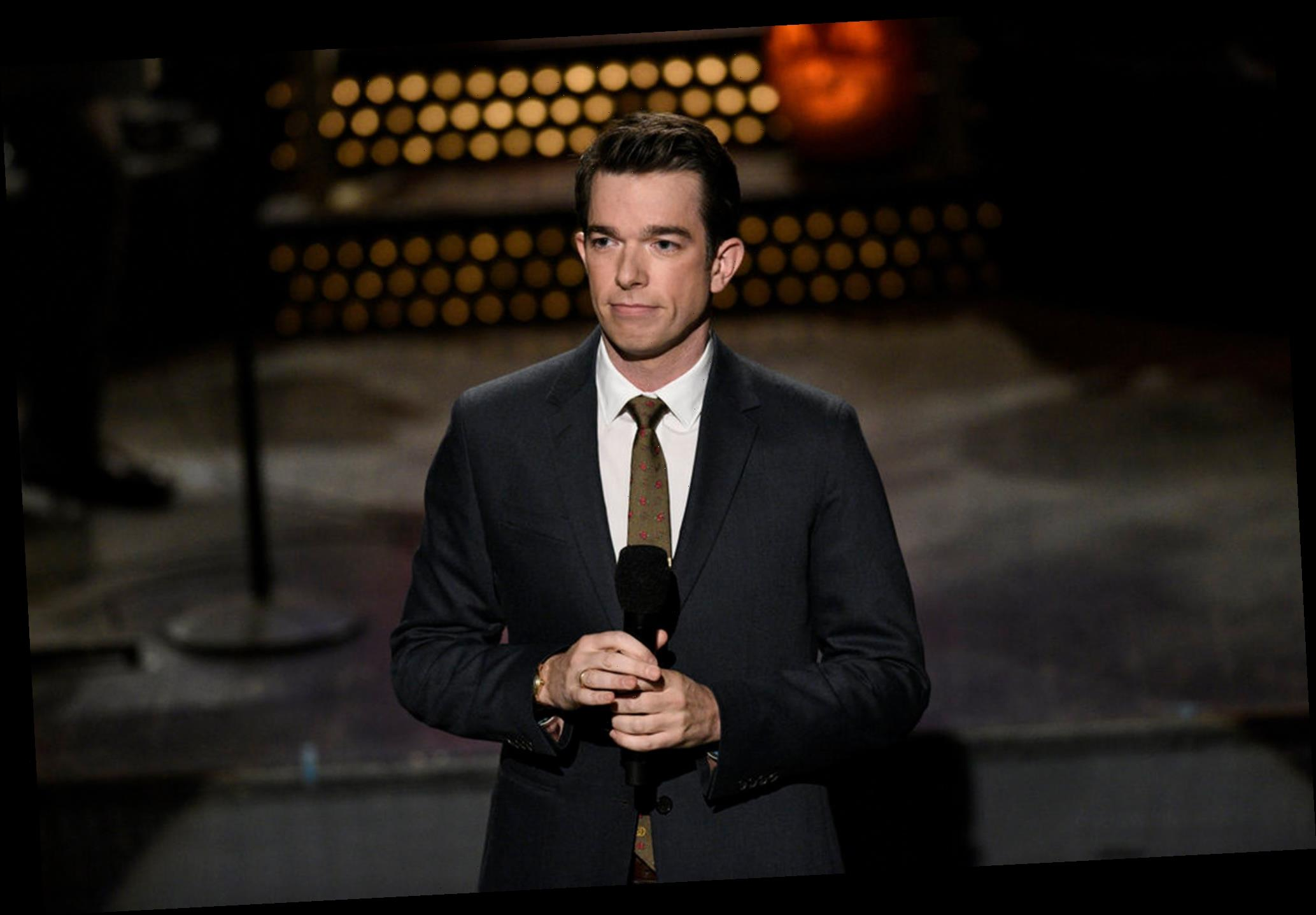 John Mulaney in rehab for cocaine and alcohol abuse