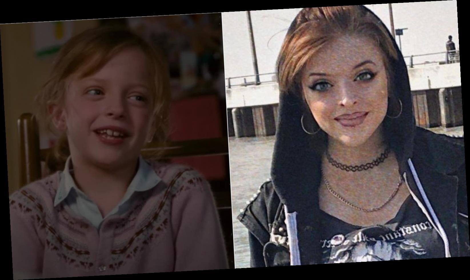 The Little Girl From The Holiday Is All Grown Up
