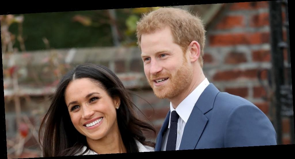 Meghan Markle & Prince Harry's Son Archie Has Red Hair Just Like His Dad on Their Christmas Card!