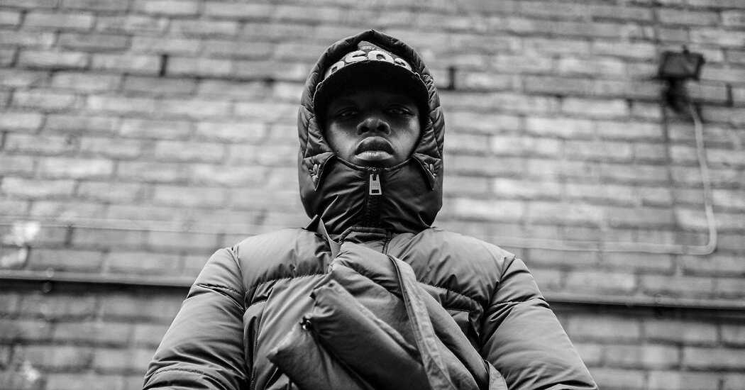 This U.K. Rapper Is Making the Pandemic Work for Him