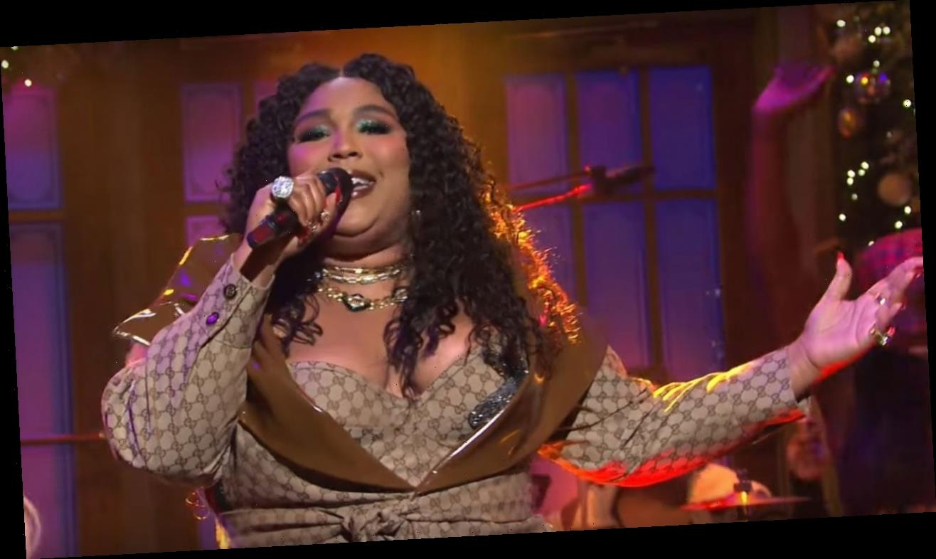 Lizzo Surprises Her Mom With a Luxury SUV for Christmas