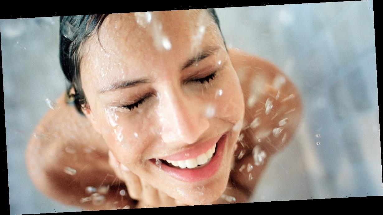 Woman sparks fierce debate by saying she only showers with back to the water