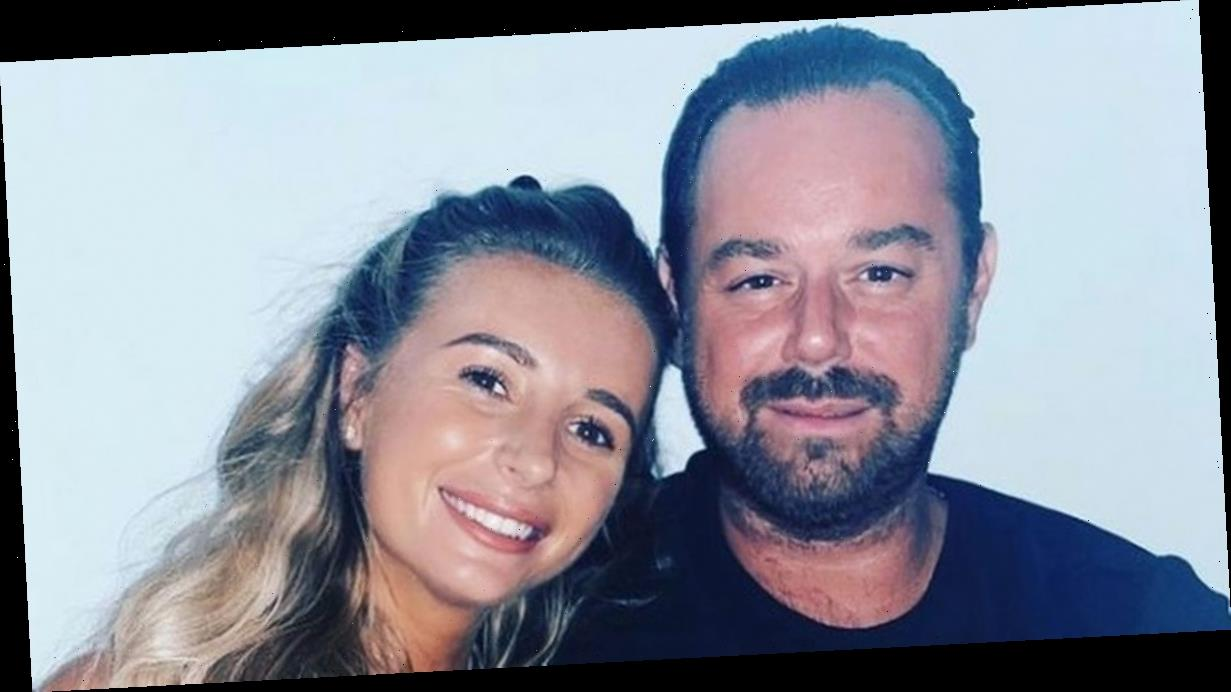 Danny Dyer sends sweet congratulations as daughter Dani gives birth to baby boy