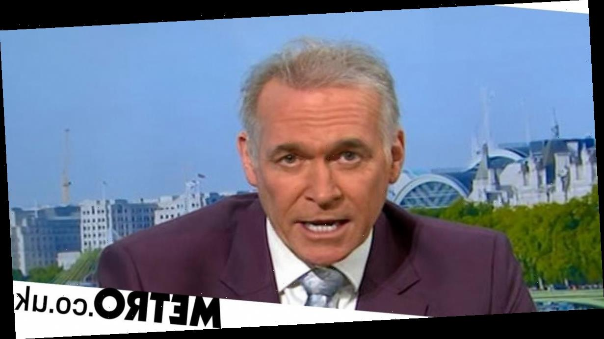 Dr Hilary Jones loses patience as he warns Christmas Covid surge is still to com