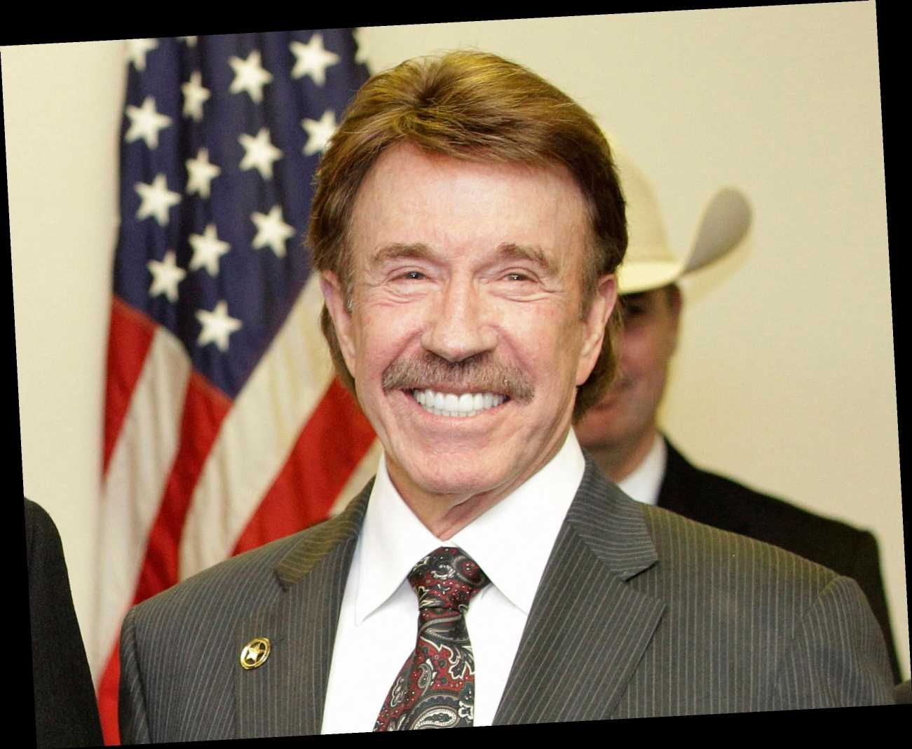 Chuck Norris Denies Being At U.S. Capitol For Insurrection