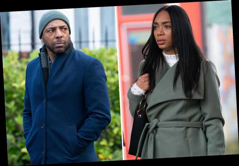 EastEnders' Chelsea Fox star reveals why she's stitching up dad Lucas with drugs bust scheme