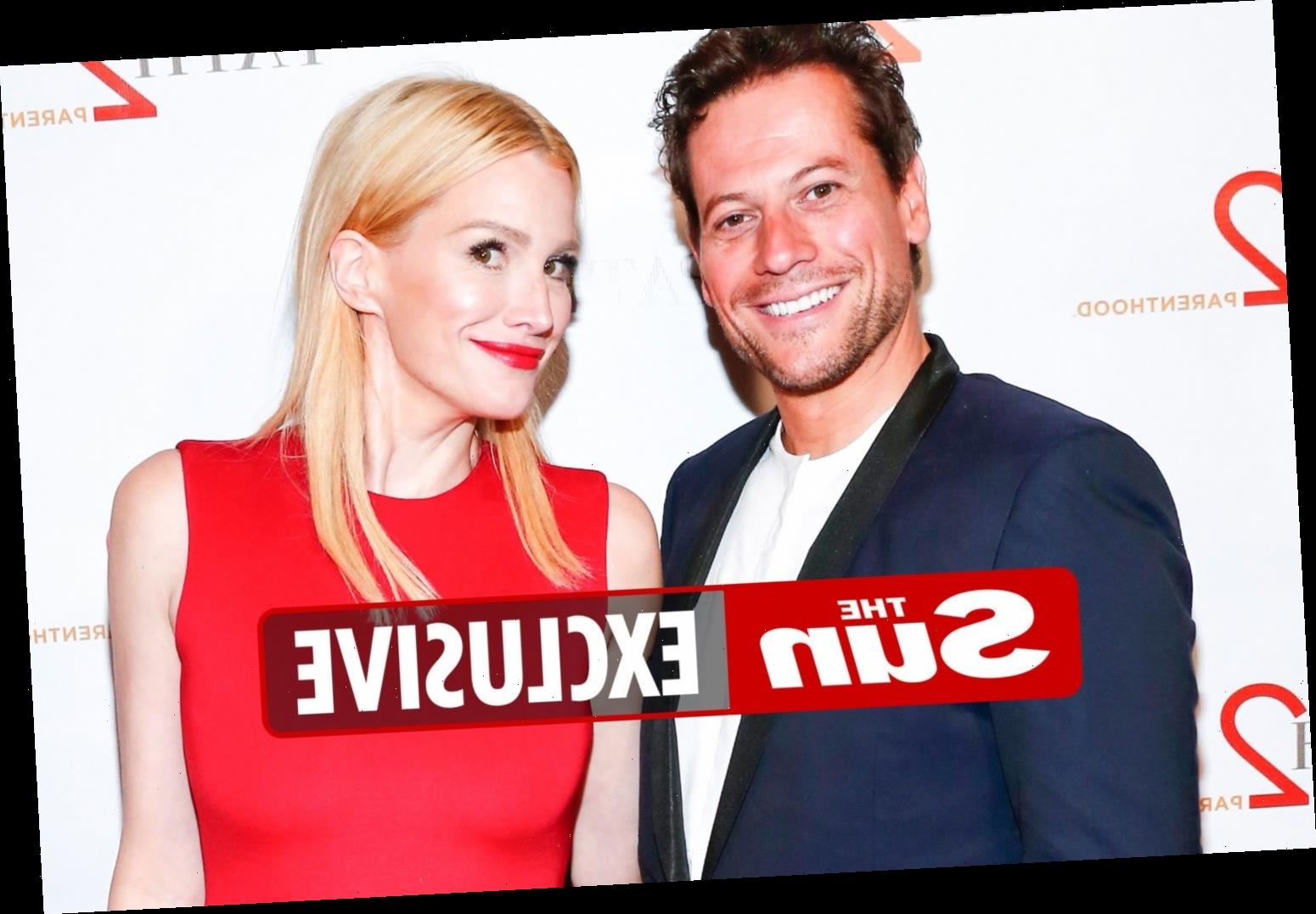 Ioan Gruffudd 'grew close to another woman in Australia' before split from wife Alice Evans