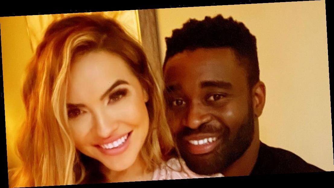 Keo Motsepe Says His 'Days Are Better With' GF Chrishell Stause
