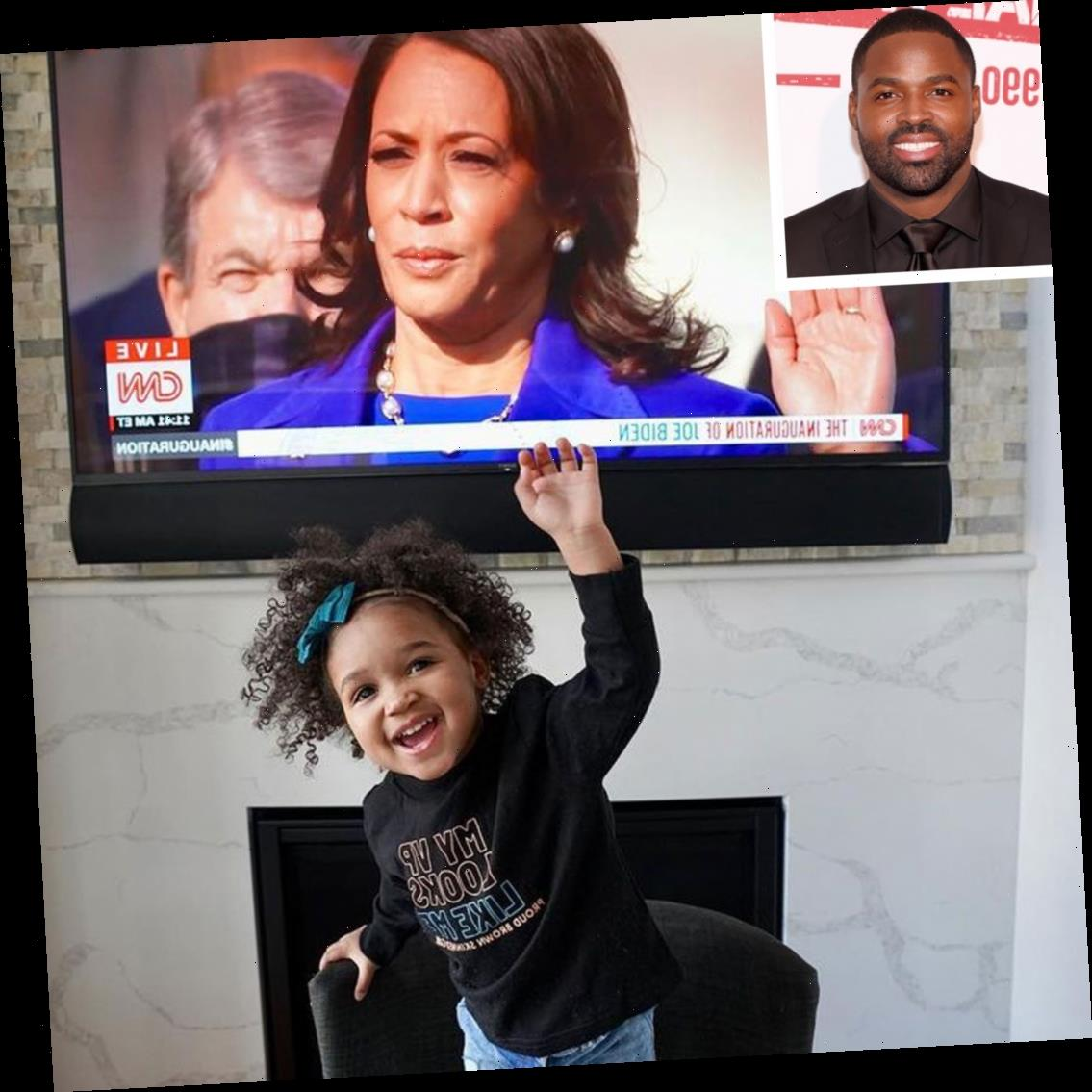 Parents Share How Kamala Harris Becoming VP Has Inspired Their Daughters: 'Anything Is Possible'