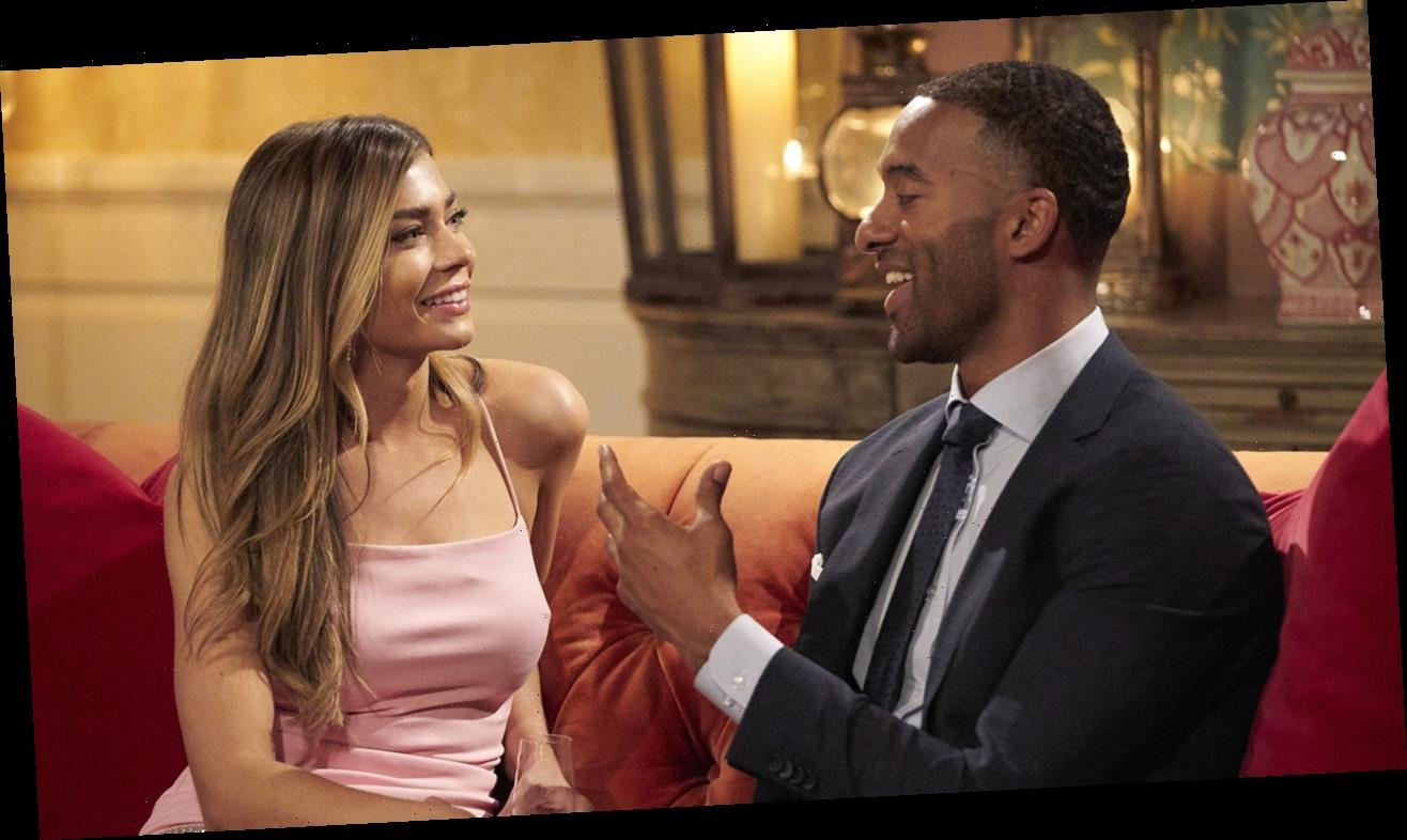 'Bachelor' contestant nearly collapses during rose ceremony, medic called in