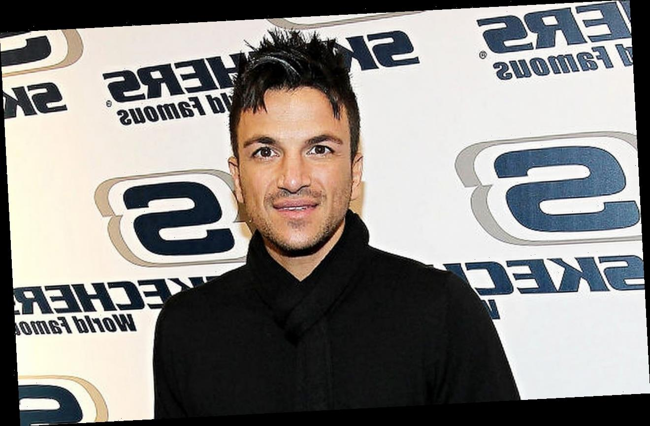 Peter Andre Tests Positive for Covid-19 After Feeling 'Extremely Tired and Unwell'