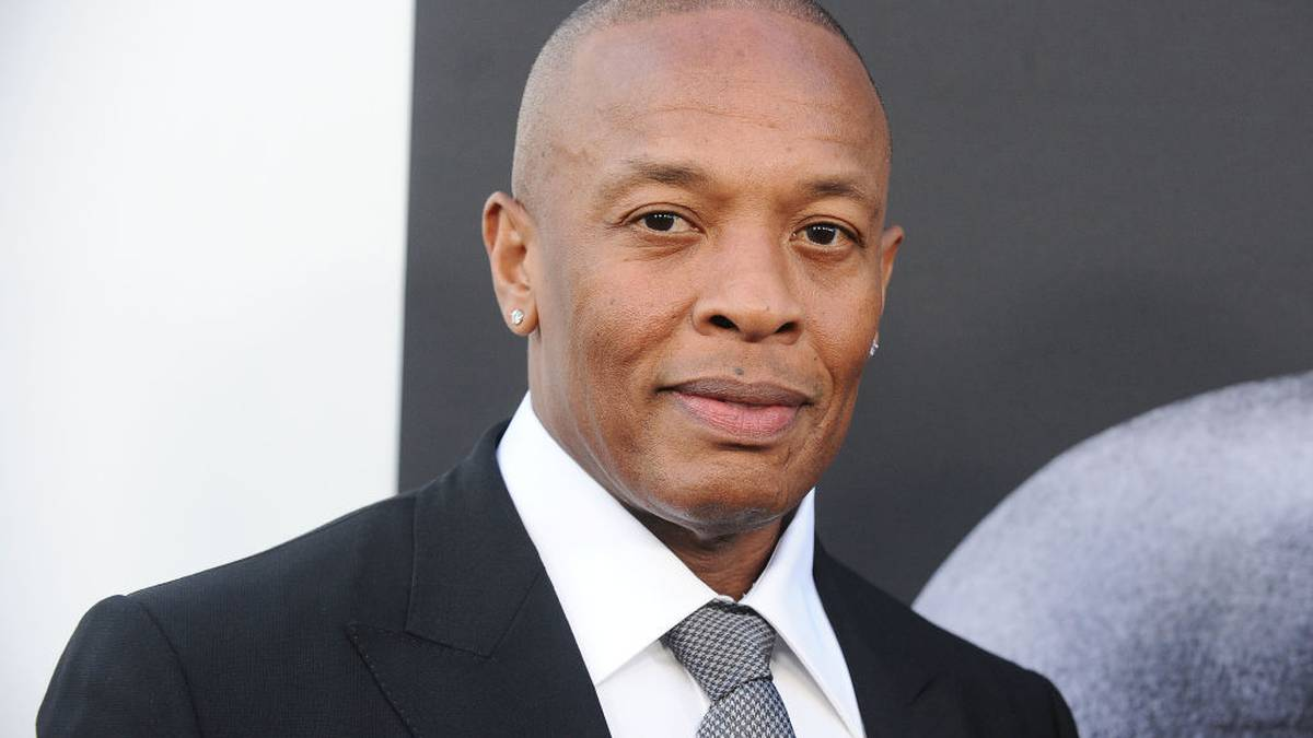Dr Dre rushed to hospital after suffering a brain aneurysm