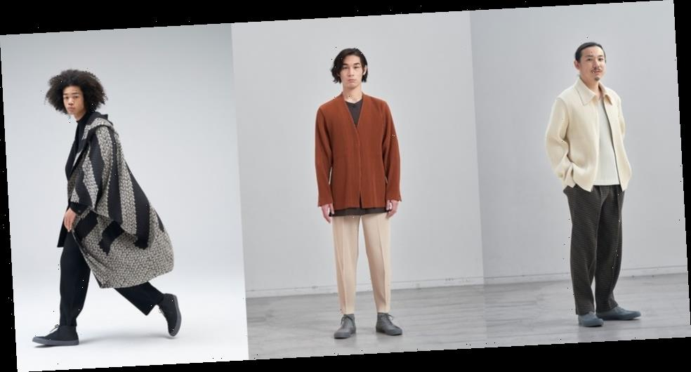 Homme Plissé Issey Miyake FW21 Offers a Balm to Stressful Dressing
