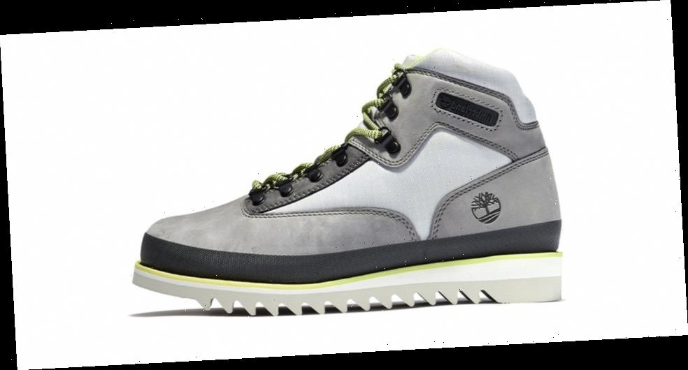 Timberland Showcases Its Latest Eco-Conscious Hiking Boot