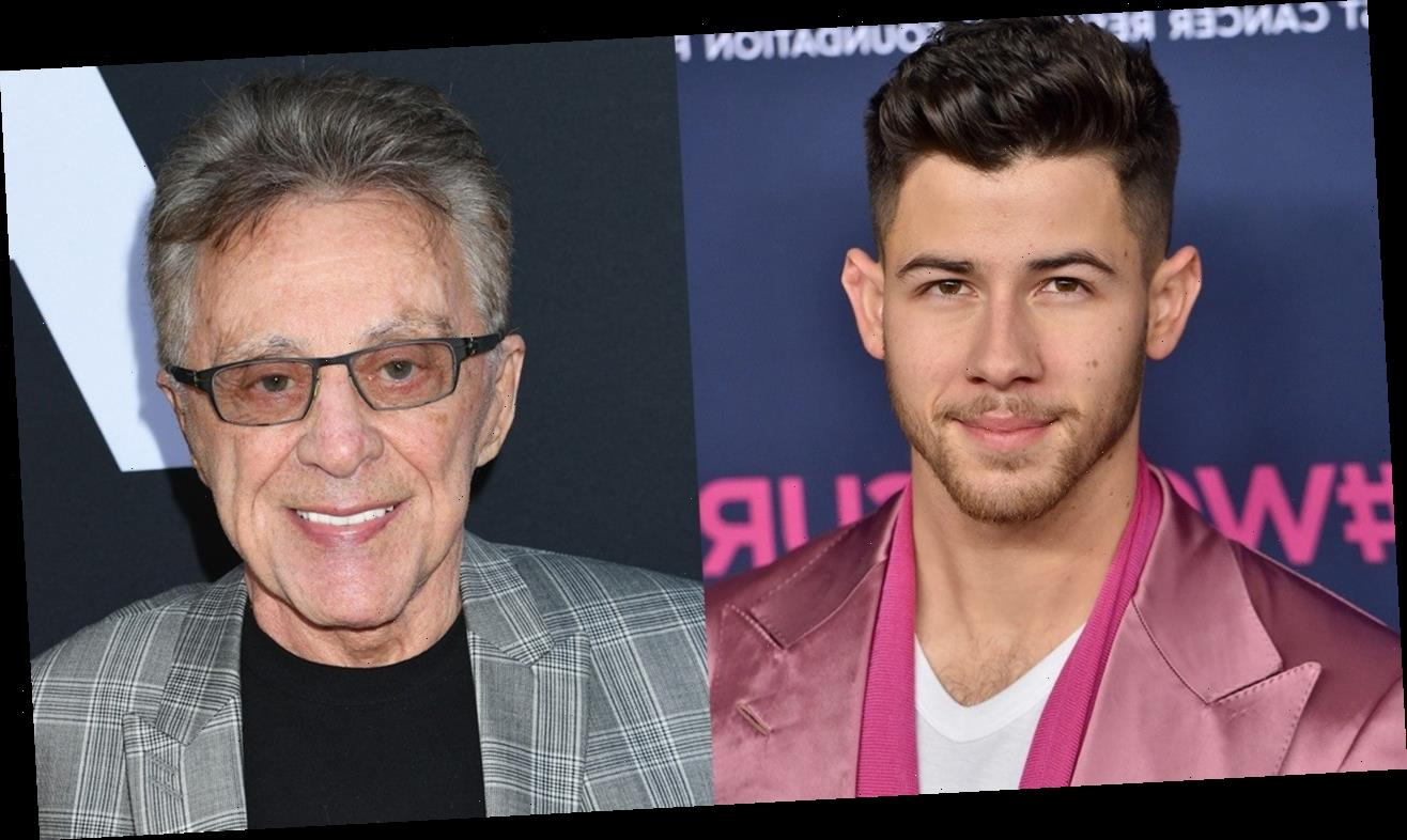 Nick Jonas to Play Frankie Valli in 'Jersey Boys' Streaming Project
