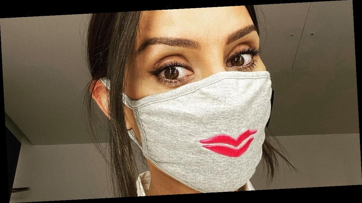 From Jennifer Lopez to the Duchess of Cambridge – celebs wearing funky face masks