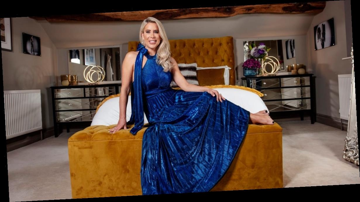 Inside RHOC star Rachel Lugo's home with stunning Christmas decorations and horse stables