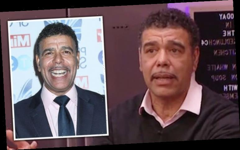 'Glad I'm at home' Chris Kamara in hilarious moment over wife and Amazon delivery man