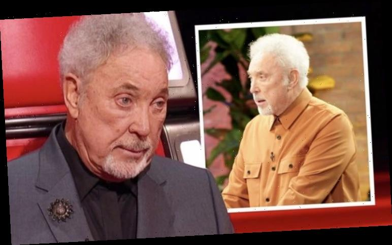Tom Jones speaks out on The Voice UK moment he regrets and calls himself a 'mug'
