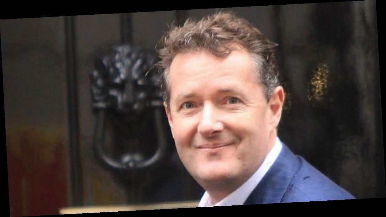 Piers Morgan announces he'd help the nation understand Covid if he was PM