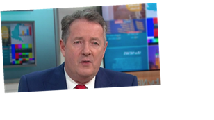 Piers Morgan slams 'vermin' Brits who trolled Captain Tom after Covid diagnosis