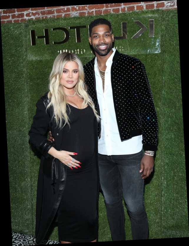 """Khloé Kardashian & Tristan Thompson's Plans For Baby No. 2 Are Reportedly A """"Priority"""""""