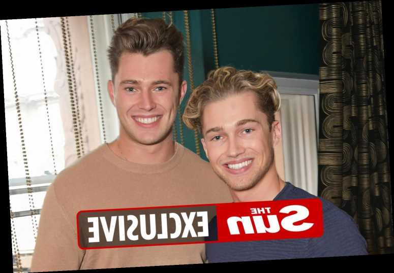 AJ and Curtis Pritchard are joining Hollyoaks in their first on-screen acting role playing twin brothers