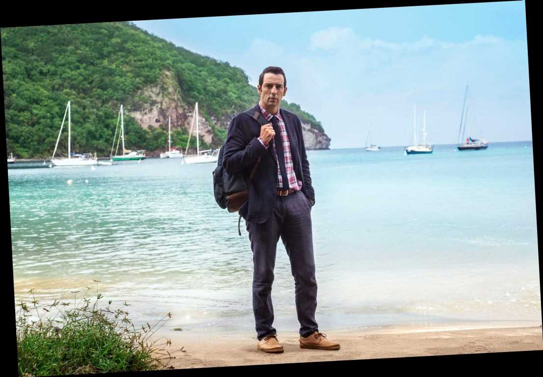 Death in Paradise's Ralf Little reveals future on show beyond series 10 amid exit rumours